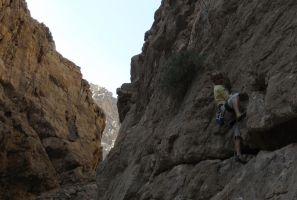Dibba Climbing, Wadi Khab El Shamis, Musandam, Oman 4