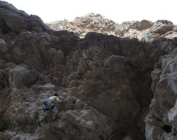 Dibba Climbing, Wadi Khab El Shamis, Musandam, Oman 8