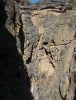 Snake canyon, Jebel Akhdar 64