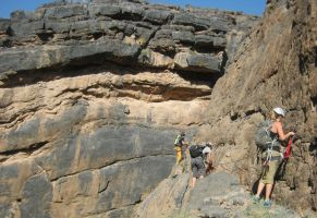 Snake canyon, Jebel Akhdar 67