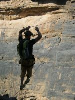Snake canyon, Jebel Akhdar 68