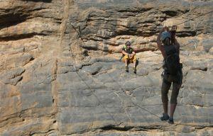 Snake canyon, Jebel Akhdar 71