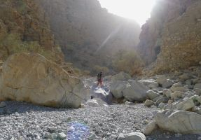 Little Princess, Wadi Naqab, Émirats 6