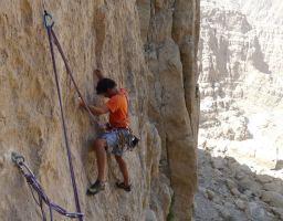 Little Princess, Wadi Naqab, Émirats 14