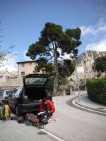 Placa de la Poma & El Beat, Montserrat, Espagne 1