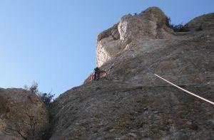 Placa de la Poma & El Beat, Montserrat, Espagne 13
