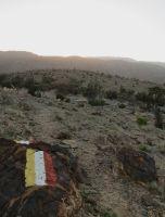 Qarn al Ghamaydah, Jebel Shams, trek W4, Oman 3