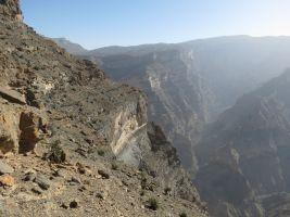 Ferrata du Jebel Shams, Jebel Akhdar 51