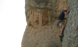Serrat d'En Muntaner Cara Este, Montserrat, Espagne 9