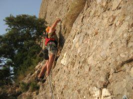 Viatge Apatxe a la Pastereta, Montserrat, Espagne 11