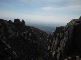 Via Cervera-Raül a la Talaïa Gran, Montserrat, Espagne 10