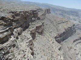 Ferrata du Jebel Shams, Jebel Akhdar 64