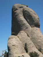 Punsola-Reniu al Cavall Bernat, Montserrat, Espagne 33