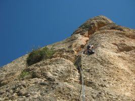 Ivan al Timbaler del Bruc, Montserrat, Espagne 6