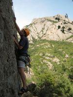 Serrat d'En Muntaner Cara Este, Montserrat, Espagne 10