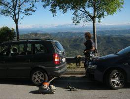 Via del Cabra a la Panxa del Bisbe, Montserrat, Espagne 3
