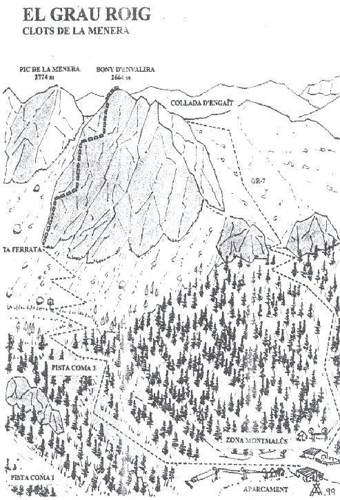 Bony d'Envalira, Encamp 4