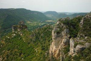 Le Révérend, Gorges de la Jonte, France 13