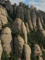 Montpart a la Miranda de las Boïgues, Montserrat, Espagne 15