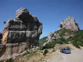 Via Africa a la Paret del Grau, Coll de Nargo, Espagne 3