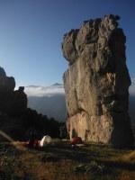 Sioux Connection al Roc del Rumbau, Oliana, Espagne 1