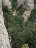 Montpart a la Miranda de las Boïgues, Montserrat, Espagne 4