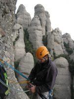 Montpart a la Miranda de las Boïgues, Montserrat, Espagne 8