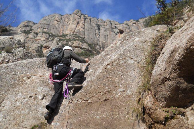 Torrent de Vallmala, Montserrat 3
