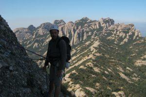 Stromberg a la Gorra Frigia, Montserrat, Espagne 16