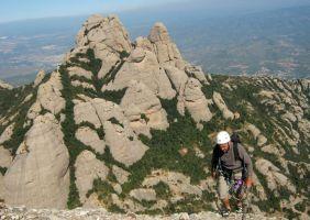 Stromberg a la Gorra Frigia, Montserrat, Espagne 15