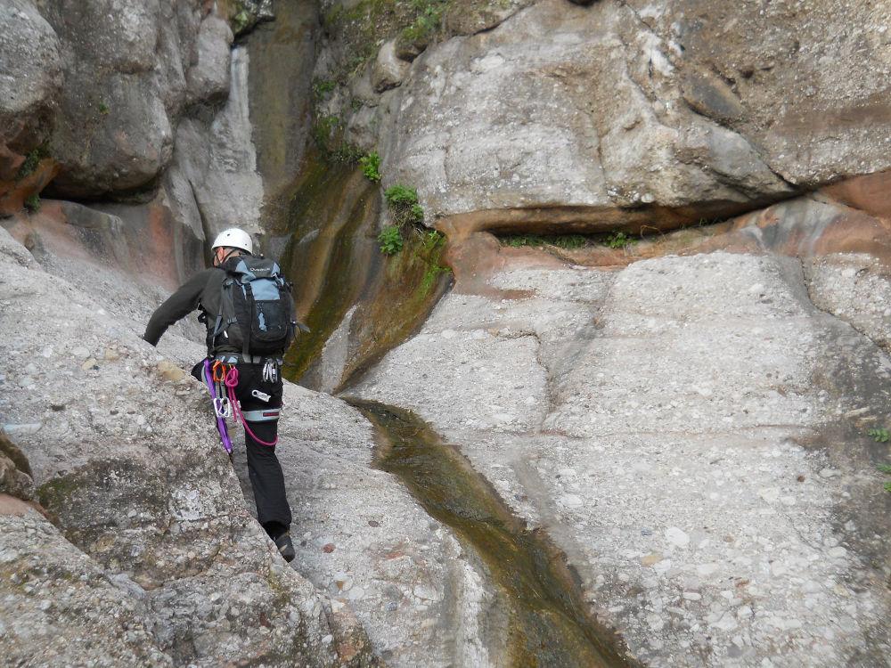 Torrent de Vallmala, Montserrat 8
