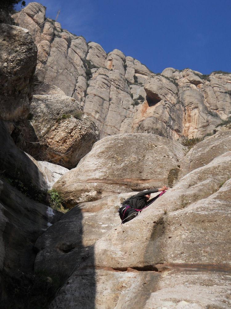 Torrent de Vallmala, Montserrat 10