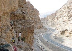 Transition, Junction & Nearside Walls, Ras Al Khamaih, Émirats 22