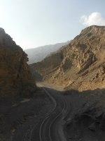 Transition, Junction & Nearside Walls, Ras Al Khamaih, Émirats 33