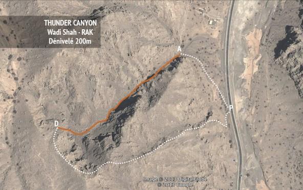 Thunder Canyon, Ras Al Khaimah 2
