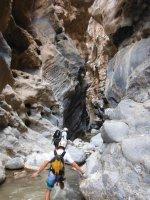 Snake Gorge Canyon, Jebel Akhdar 43