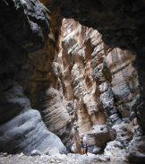 au fond du Snake Canyon