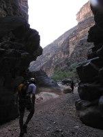 Snake Gorge Canyon, Jebel Akhdar 45