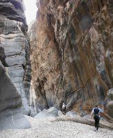 Snake Gorge Canyon, Jebel Akhdar 53