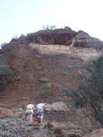 Hadash, wadi Mistall, Oman 21