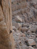 La Princesse a la Dalle, Wadi Naqab, Émirats 60