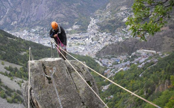 Pont sur le Vall Riu