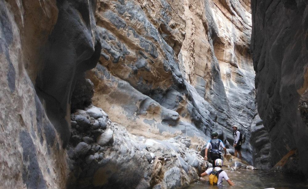 Snake Gorge Canyon, Jebel Akhdar 57