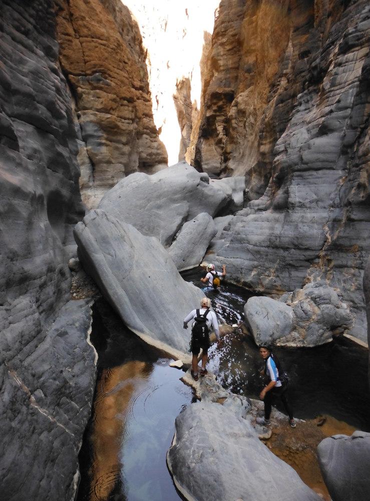 Snake Gorge Canyon, Jebel Akhdar 60