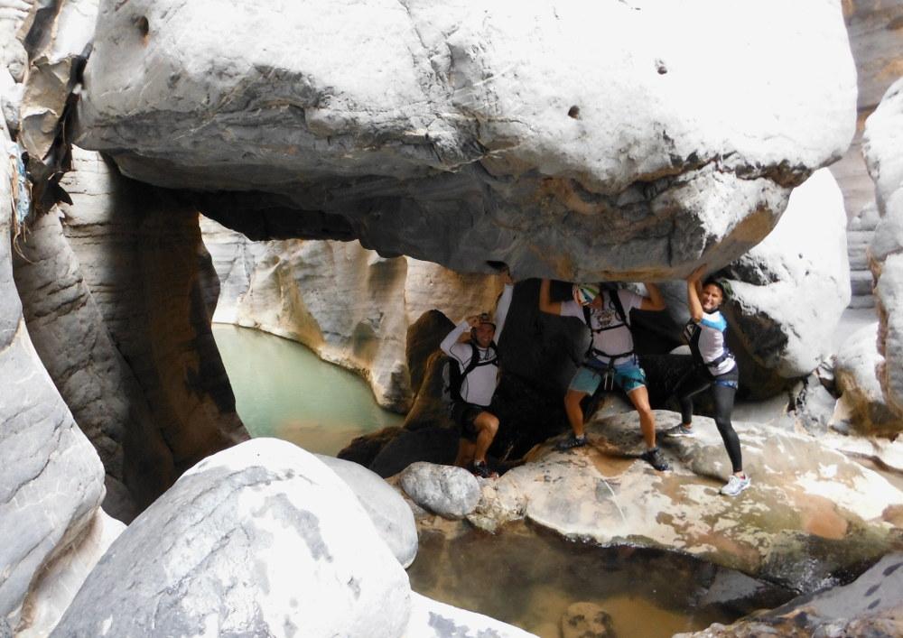 Snake Gorge Canyon, Jebel Akhdar 61