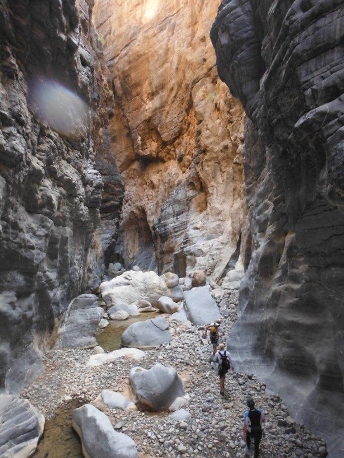 Snake Gorge Canyon, Jebel Akhdar 69