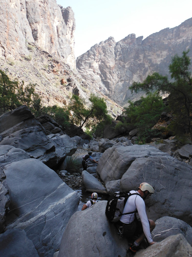 Snake Gorge Canyon, Jebel Akhdar 72