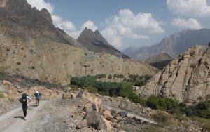 Snake Gorge Canyon, Jebel Akhdar 75