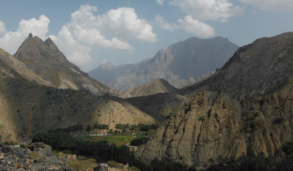 Snake Gorge Canyon, Jebel Akhdar 77