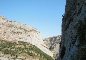 Mar de Núvols a la paret de Zarathustra, Vilanova de Meïa, Espagne 5